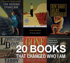 20 Books That Changed Who I Am